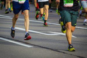 ハーフマラソンの平均タイム