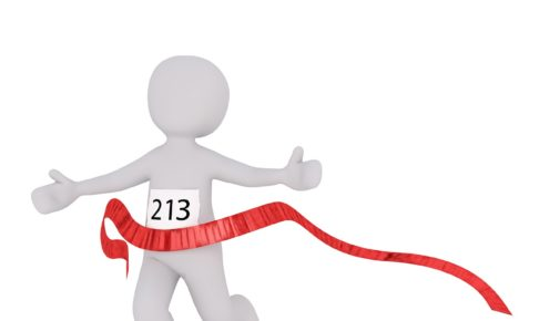 5kmマラソンの平均タイム