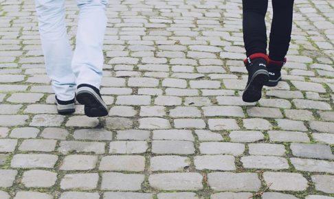 徒歩1kmの速さや消費カロリー