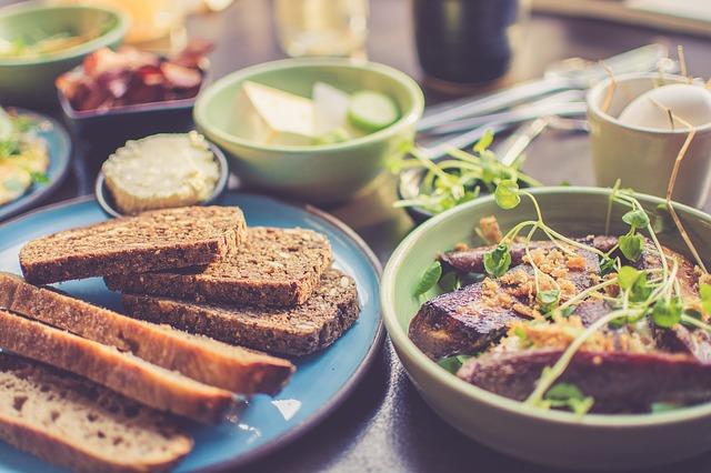 食べる順番と血糖値の関係